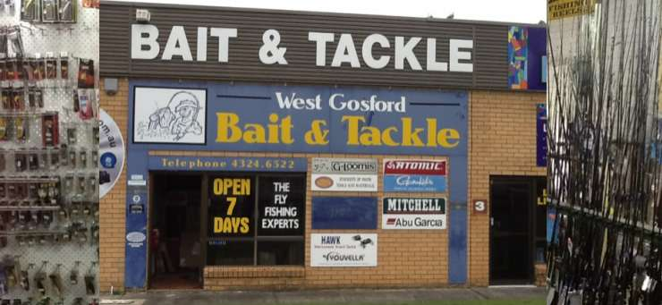 West gosford bait and tackle west gosford central coast region nsw west gosford bait and tackle west gosford central coast region nsw obz malvernweather Gallery